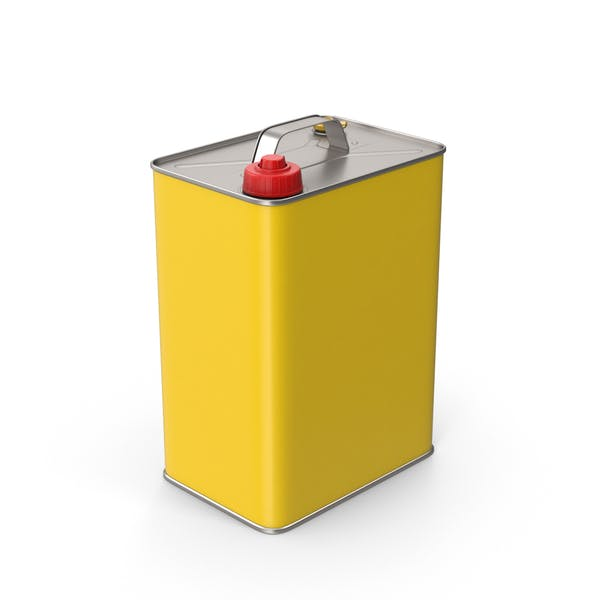 Thumbnail for Gas Can Yellow