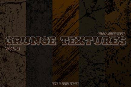 Grunge Textures vol. 2