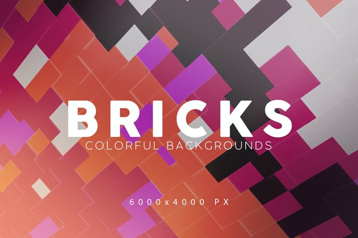 Thumbnail for Bricks Tech Backgrounds 2