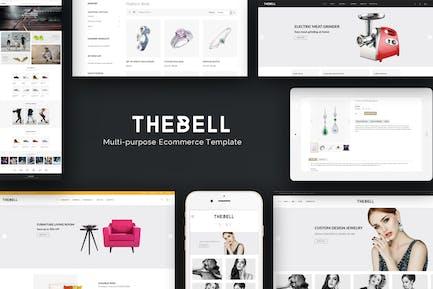 Thebell - Tema Prestashop Responsivo Multifunción