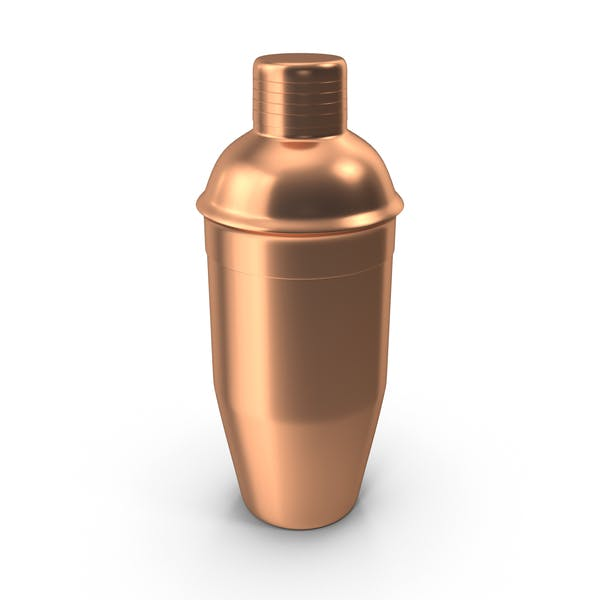Cocktail Shaker Copper