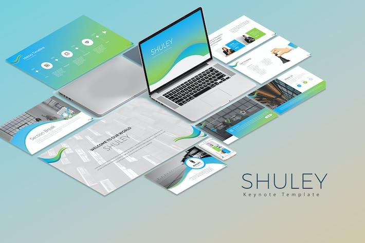 Thumbnail for Shuley Keynote Templates