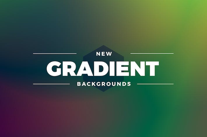 Thumbnail for New Gradient Colors Backgrounds