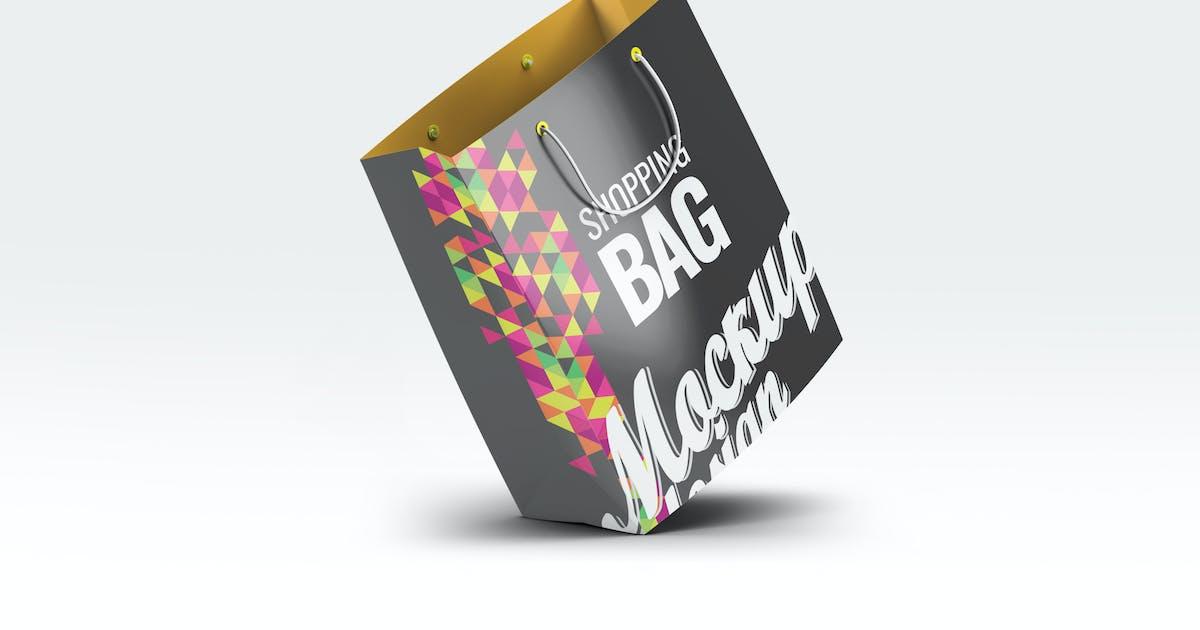 Download Paper Shopping Bag Mock-Up by L5Design