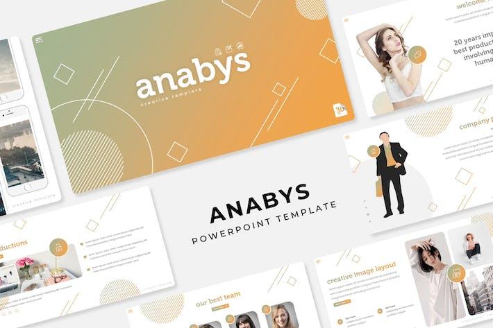 Thumbnail for Anabys - Plantilla de PowerPoint