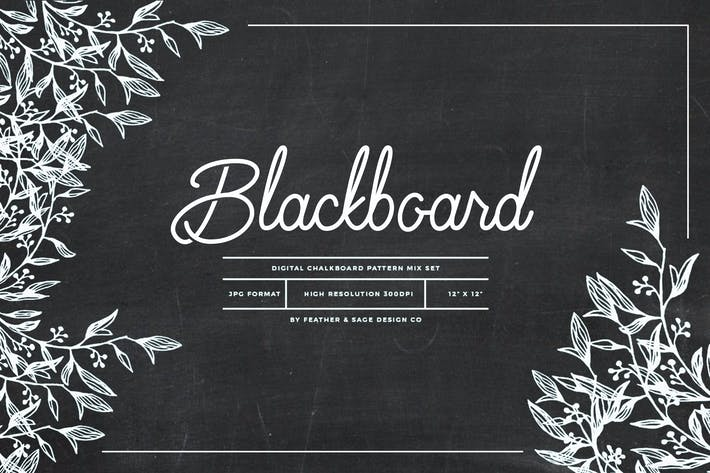Thumbnail for Blackboard Patterns