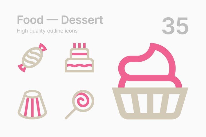 Thumbnail for Desserts