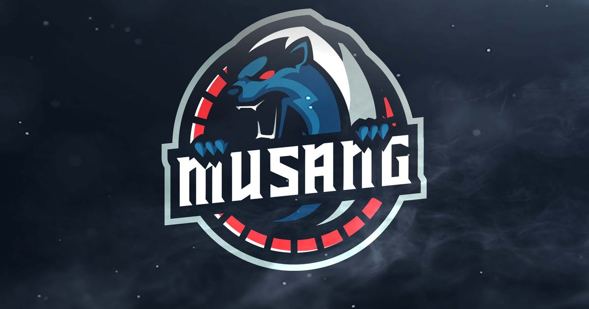 Download Musang Sport and Esports Logos by ovozdigital