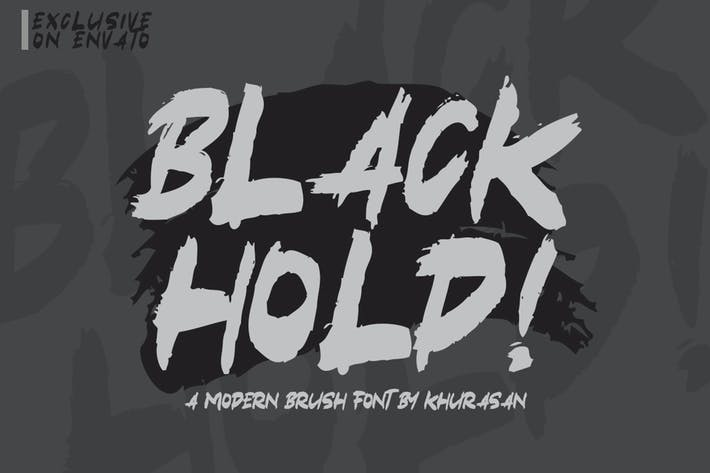 Thumbnail for Black Hold