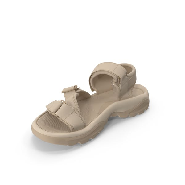 Mens Sandals Beige