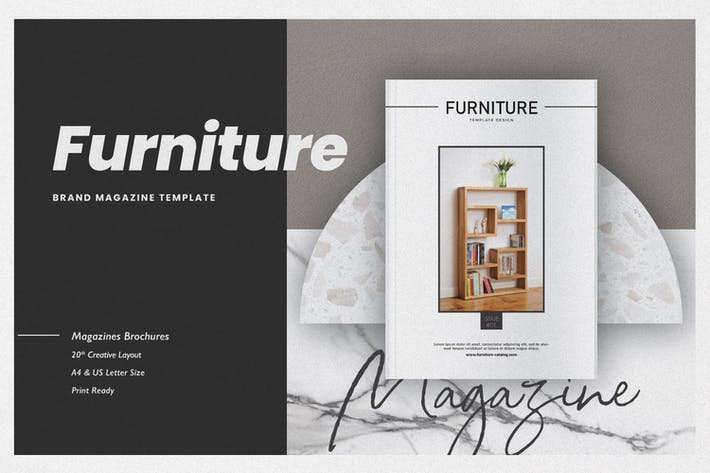 Thumbnail for Furniture Template Design