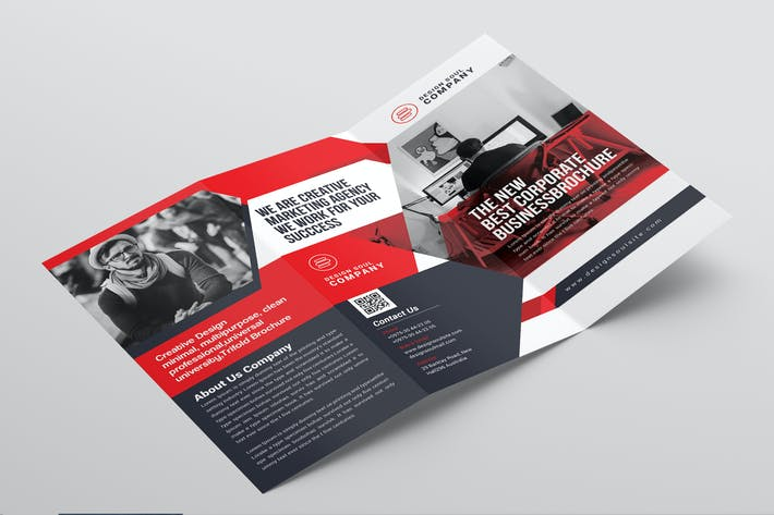 Cover Image For Trifold Brochure