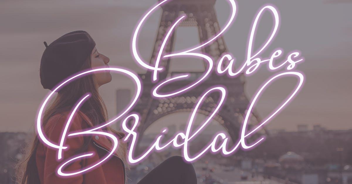 Babes & Bridal by aldedesign