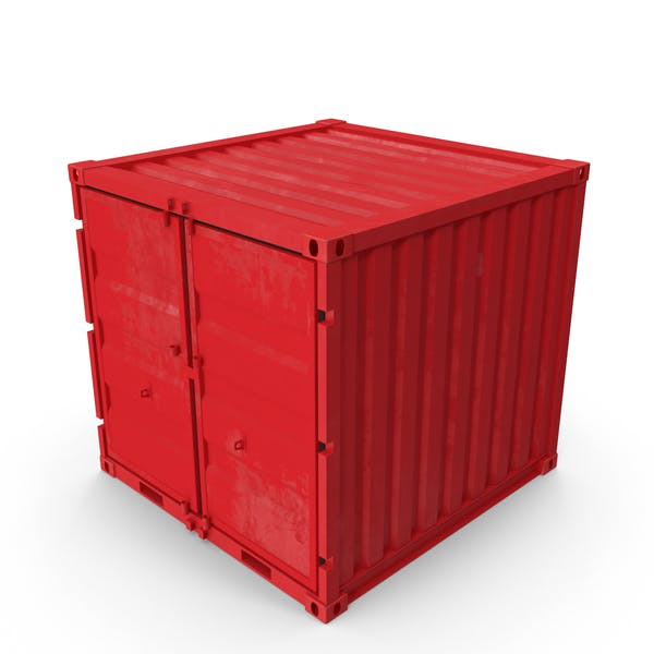 Thumbnail for 8 ft Shipping Container