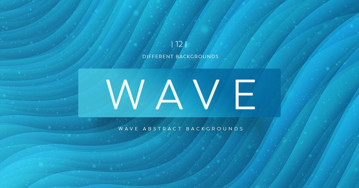 Download Wave Abstract backgrounds by mamounalbibi