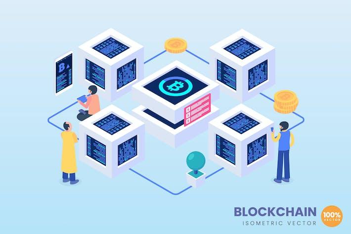 Концепция изометрического блокчейна