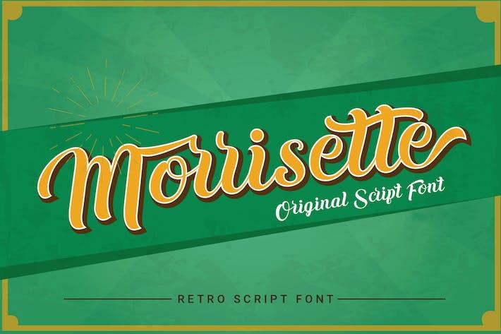 Thumbnail for Morrissete