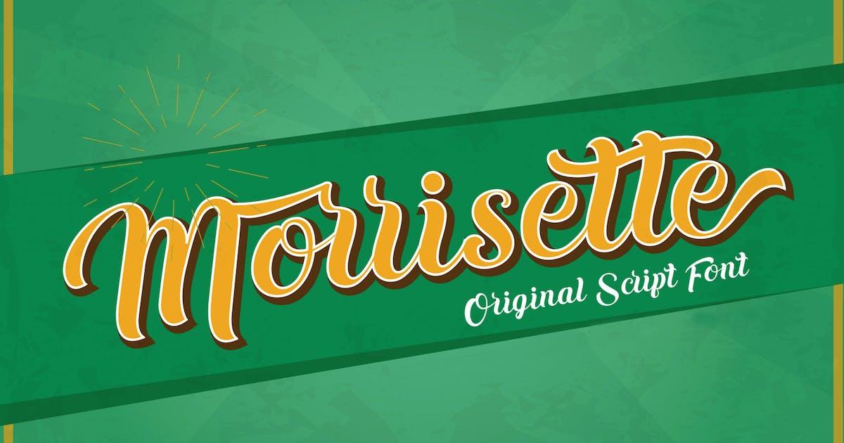Download Morrissete by LetterStockStd