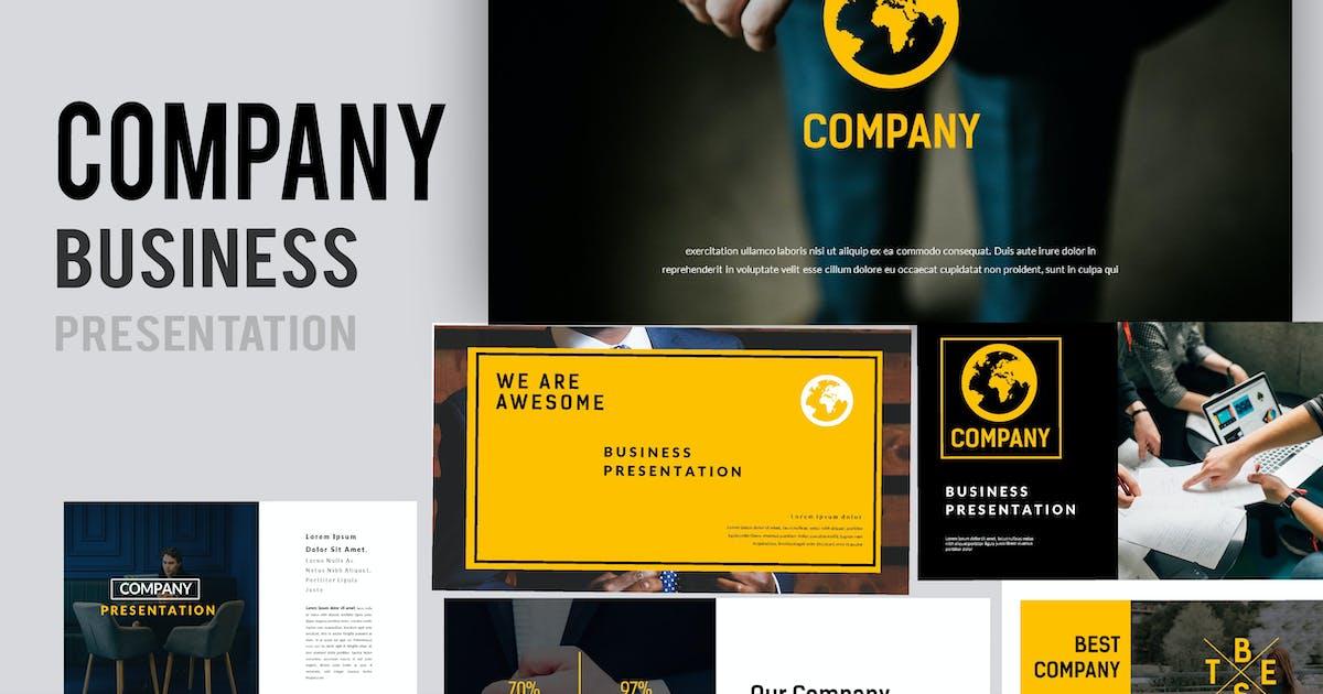 Download Company Business Keynote by Fourtyonestd