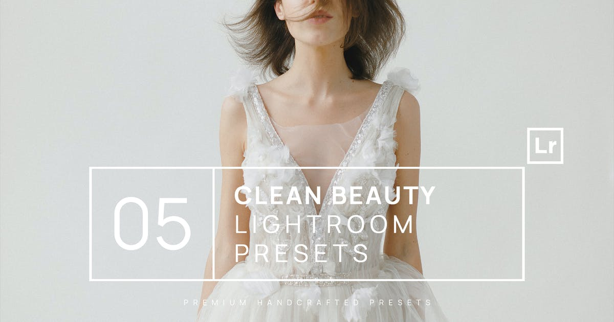 Download 5 Clean Natural Beauty Lightroom Presets + Mobile by zvolia