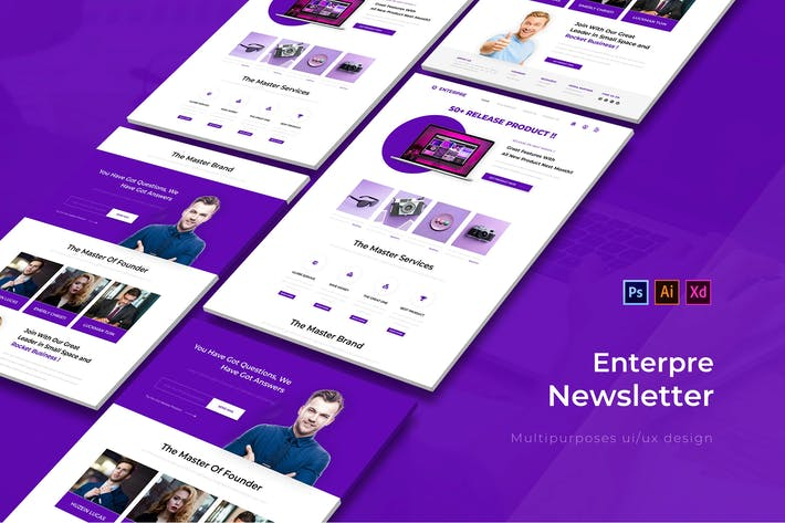 Thumbnail for Enterpre Newsletter