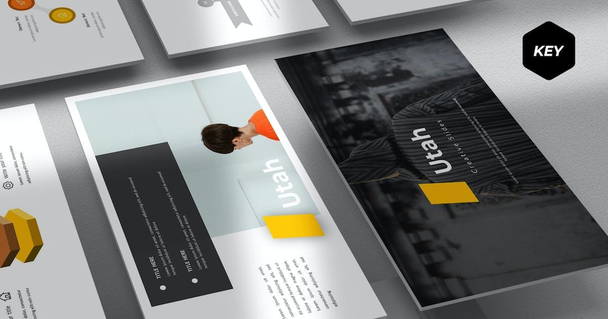 Download Utah - Keynote Template by aqrstudio