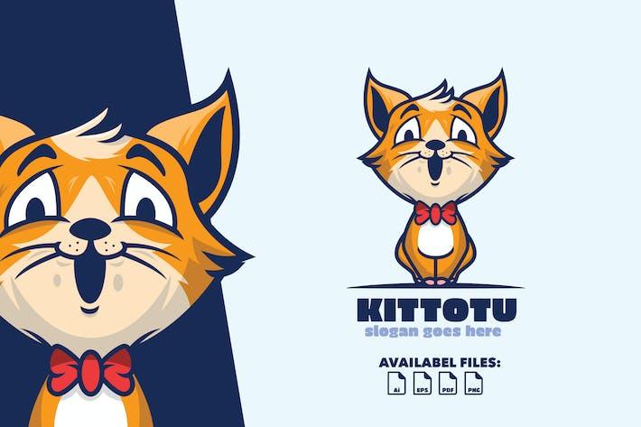 Thumbnail for Kittotu - Logo Mascot