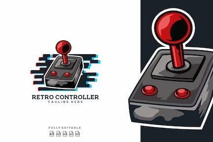 Retro Controller Logo