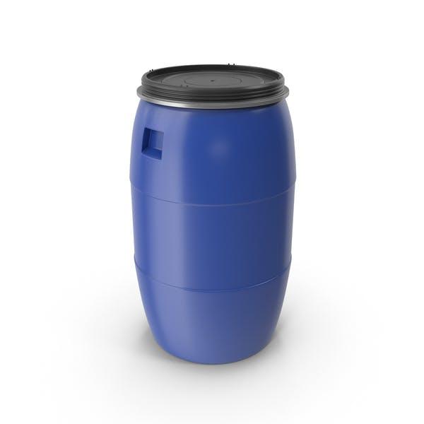 Thumbnail for Plastic Barrel