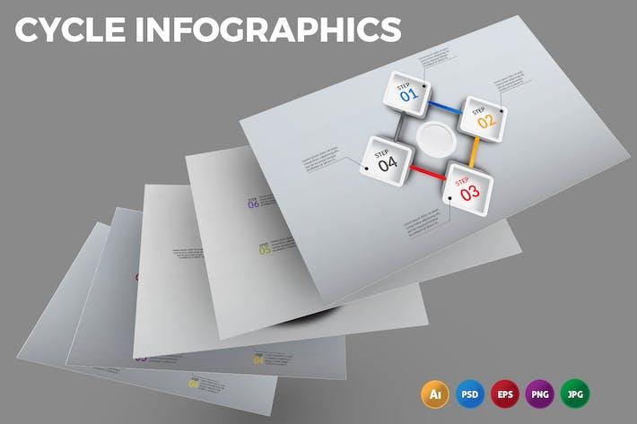 Thumbnail for Ciclo — Design de Infográficos