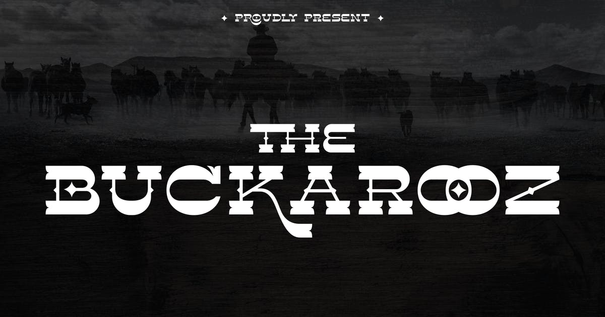 Download The BUCKAROOZ by inumocca