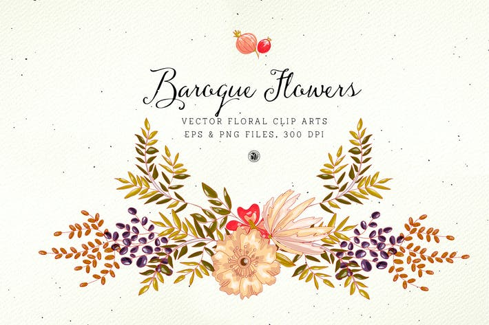 Thumbnail for Baroque Flowers