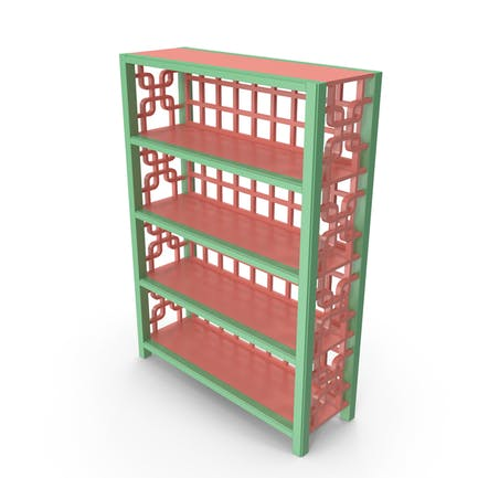 Chinese Shalves