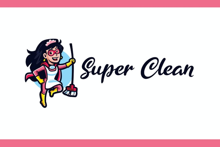 Thumbnail for Super Clean - Maid Service and Housekeeping Logo