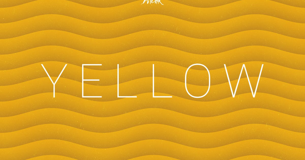 Download Yellow | Soft Abstract Wavy Backgrounds by devotchkah
