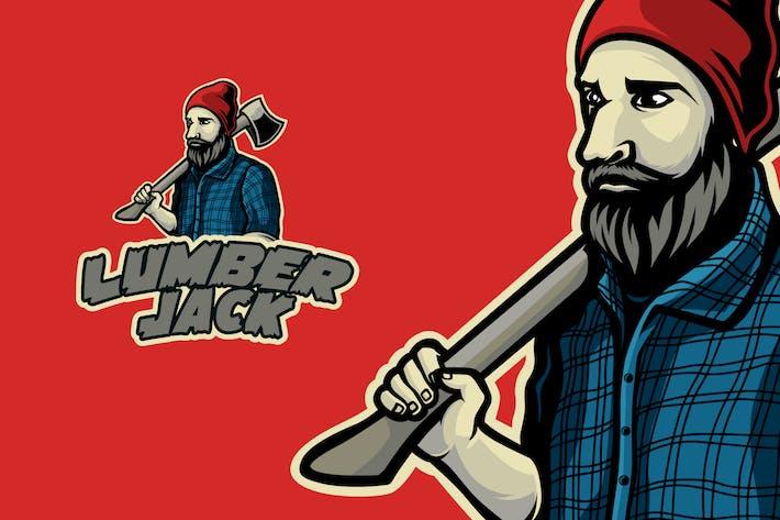 Lumber Jack - LOGO