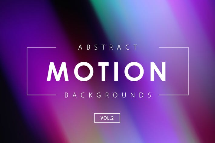 30 Motion Backgrounds Vol. 2