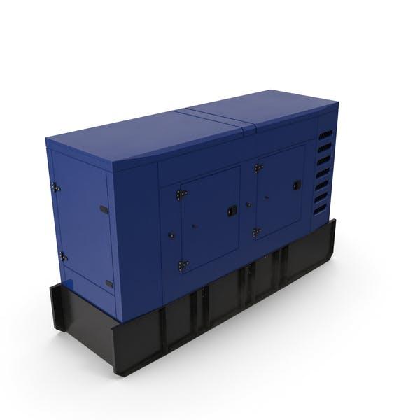 Thumbnail for Big Portable Generator Generic