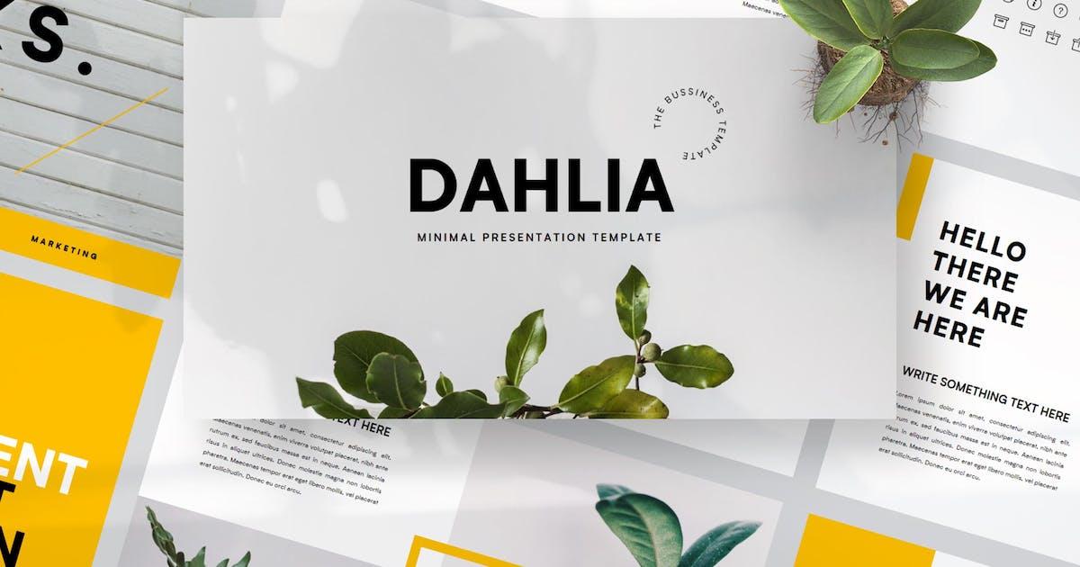 Download Dahlia - Powerpoint Template by axelartstudio