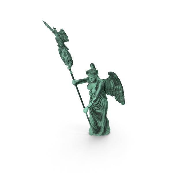 Göttin der Siegesstatue