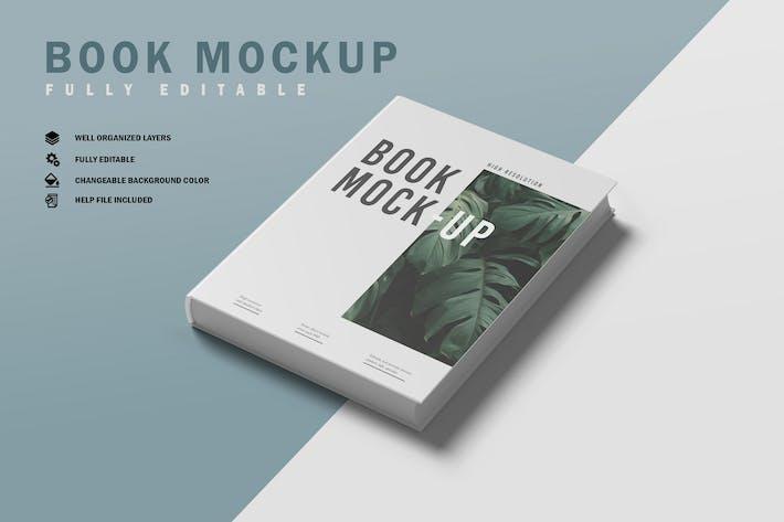 Thumbnail for Book Mockup V.4