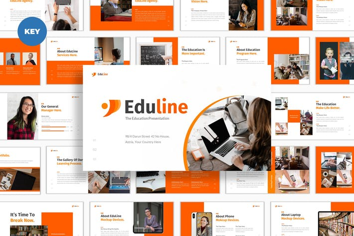 Thumbnail for Eduline Education - Keynote