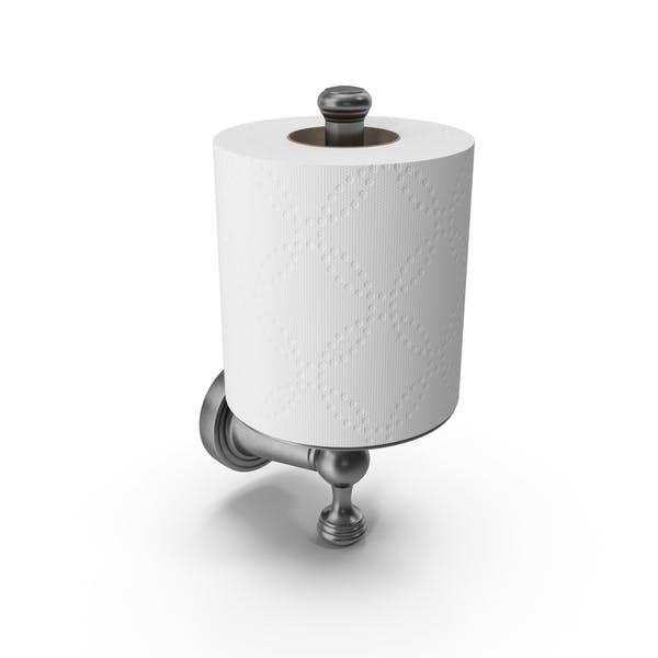 Toilet Paper Holder Mat