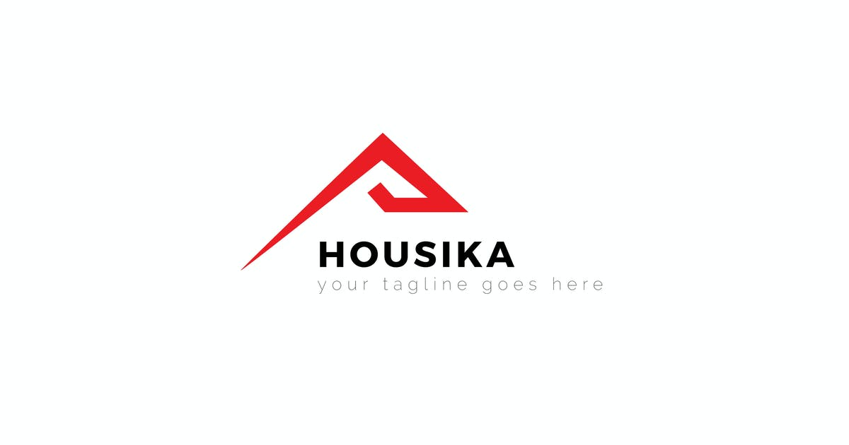 Download Housika - Real Estate Logo Template by ThemeWisdom