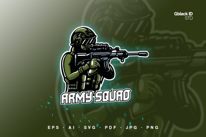 Thumbnail for Army Squad
