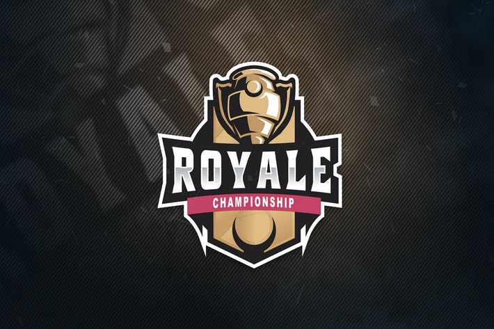 Thumbnail for Royale Championship Sports Logo