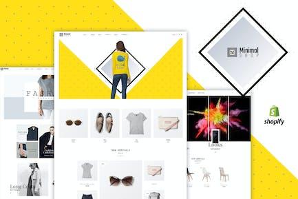 Minimal Shop | WooCommerce Shop