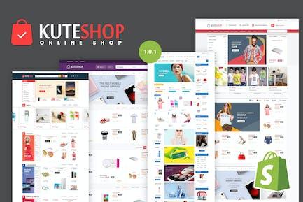 KuteShop | Super Market Responsive Shopify Theme