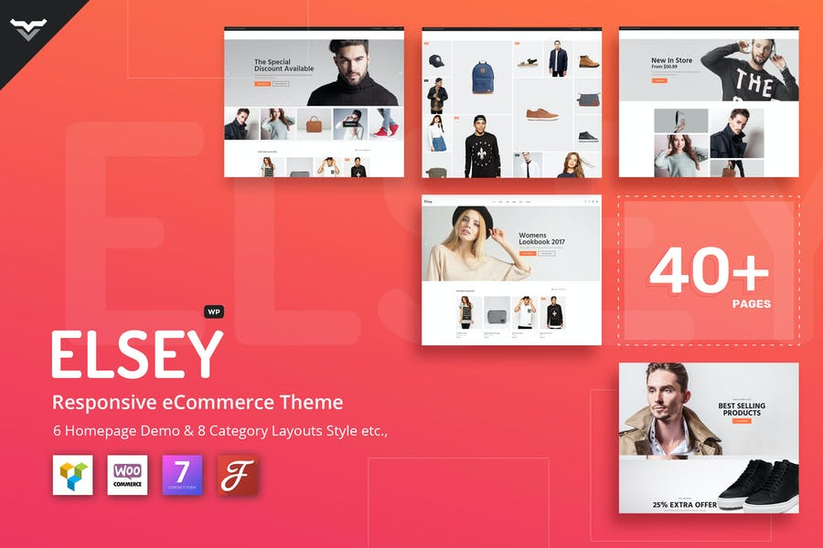 Elsey - Responsive eCommerce Theme