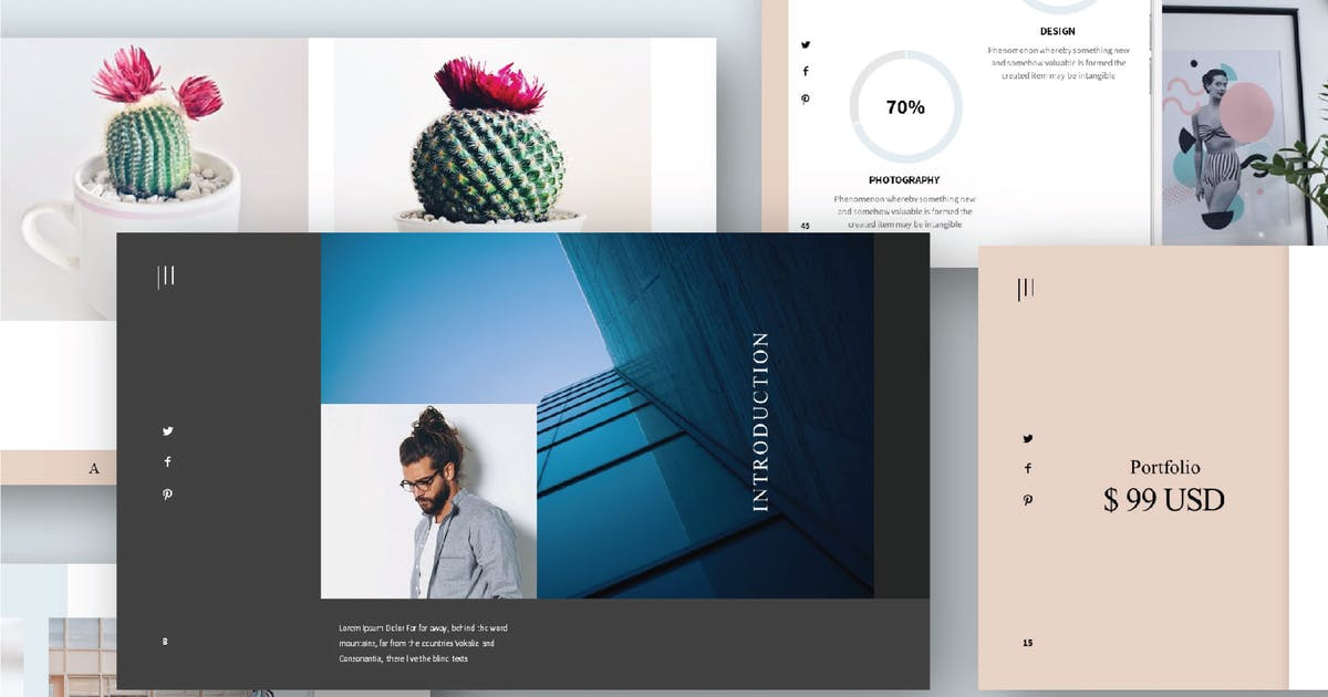 Download Gorgeous Business Powerpoint Template - LS by templatehere